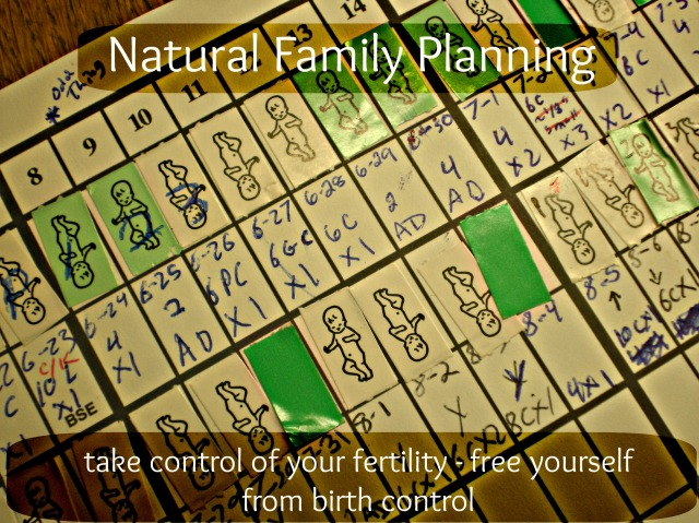 Natural Family Planning - Free yourself from birth control | Healthy People Healthy Planet