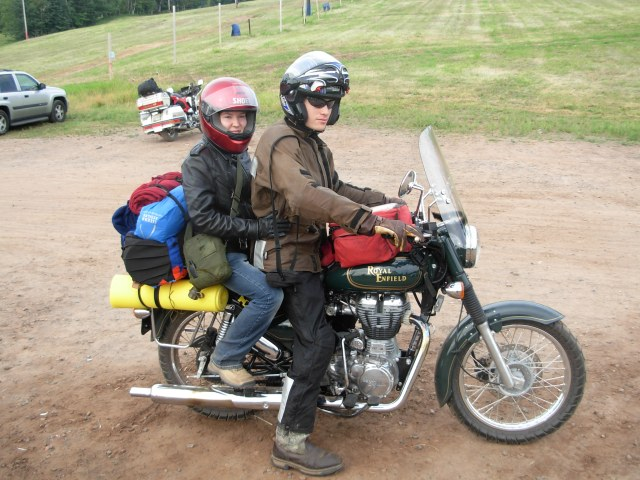 Think 30 mpg sounds good? Try 80! - Reducing your footprint with a motorcycle | Healthy People, Healthy Planet
