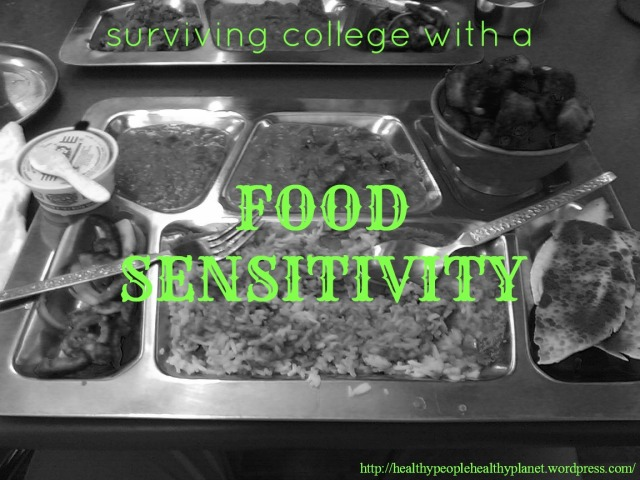 Surviving College with Food Allergies