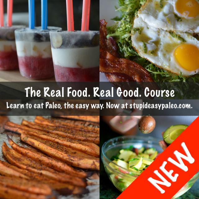 Getting Started with Real Food, Part 2 - Online Courses