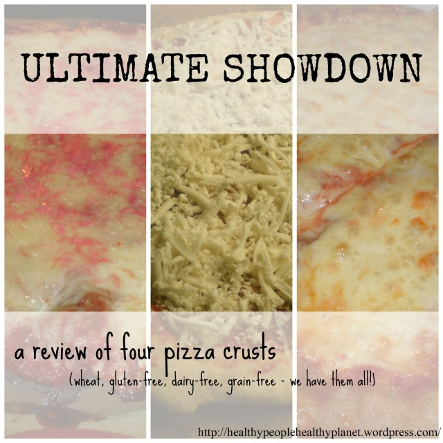 Pizza Crust Review